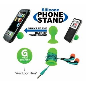Silicone Suction Phone Stand Ball
